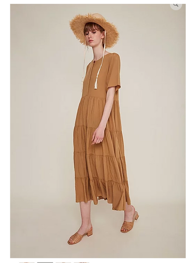RITA ROW Pia Dress • Latte