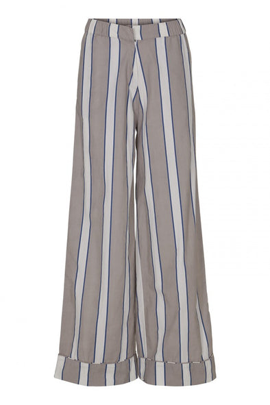 POP UP SHOP Poplin Pyjamas Pants • Stripe
