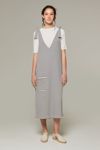 harvestclub-harvest-club-leuven-rita-row-concha-dress-navy-stripes