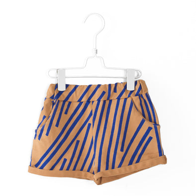 harvestclub-harvest-club-leuven-lötiekids-oversized-short-stripes-camel