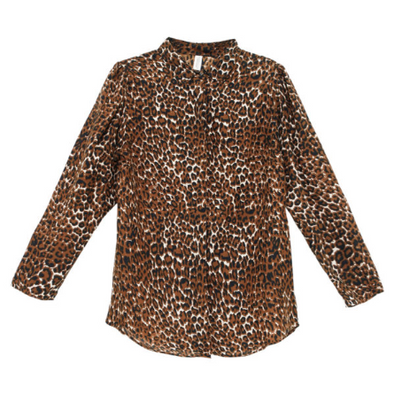 UNDERPROTECTION  Leonora shirt • Leopard