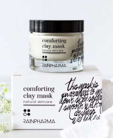 RainPharma Comforting Clay Mask •
