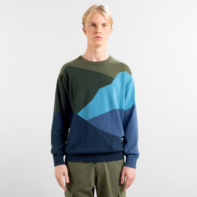 harvestclub-harvest-club-leuven-dedicated-mora-cut-mountain-sweater-blue