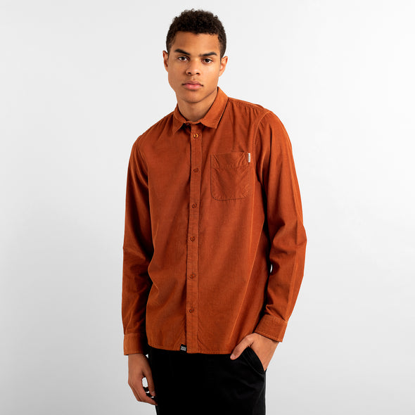 harvestclub-harvest-club-leuven-dedicated-varberg-corduroy-shirt-mocha-brown