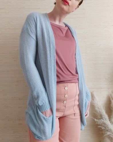TRICOT POP Jules • Light Blue