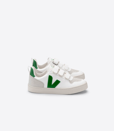harvestclub-harvest-club-leuven-veja-junior-v-10-velcro-cwl-white-emeraude
