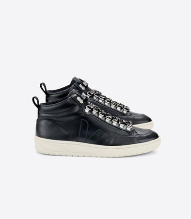 VEJA Roraima Bastille • Leather Black Pierre Sole