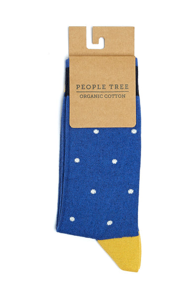 harvestclub-harvest-club-leuven-people-tree-mini-dot-socks-blue-multi