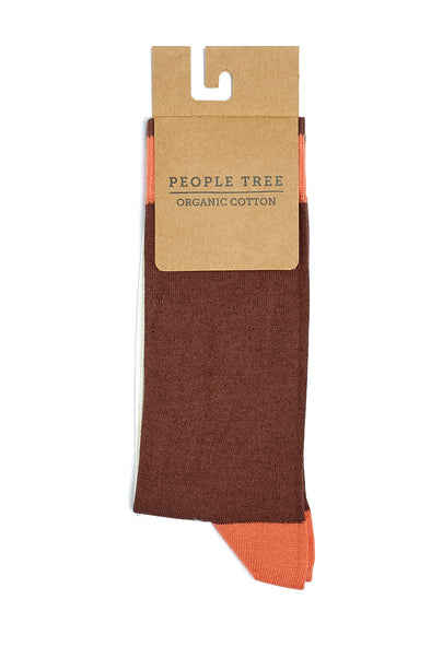 harvestclub-harvest-club-leuven-people-tree-colourblock-socks-brown-multi
