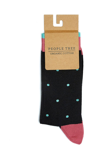 harvestclub-harvest-club-leuven-people-tree-mini-dot-socks-black-multi