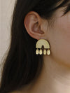 WOLF & MOON • Alana Earrings