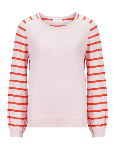harvestclub-harvest-club-leuven-lina-knit-candy-pink-stripe