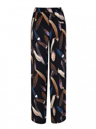 ALCHEMIST  • Feather Print Pant •
