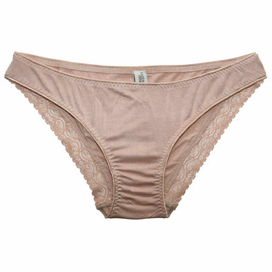 UNDERPROTECTION Bea Briefs 3 pack • Tan