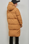 EMBASSY OF BRICKS AND LOGS Belfast Puffer Parka • Brown Sugar