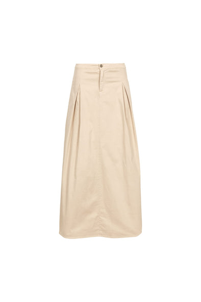BY SIGNE Ayla Skirt • Sand