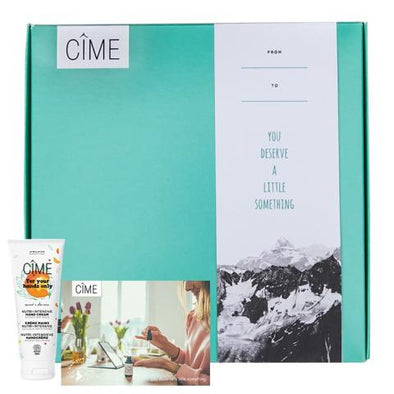 Cîme • Cadeaubox for Your Hands Only en Workshop Bon