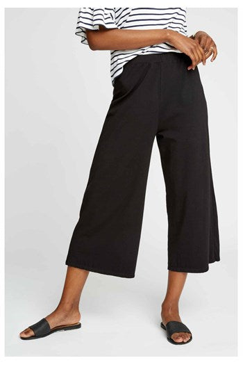 PEOPLE TREE Chandre Trousers • Black