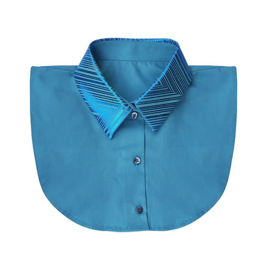 Lilirooz COLLAR NO. 06 (BLUE-STRAIGHT-BLUE)