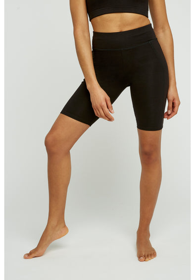 PEOPLE TREE  Cycling Shorts • Black