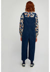 People Tree Erica Corduroy Dungarees • Blue