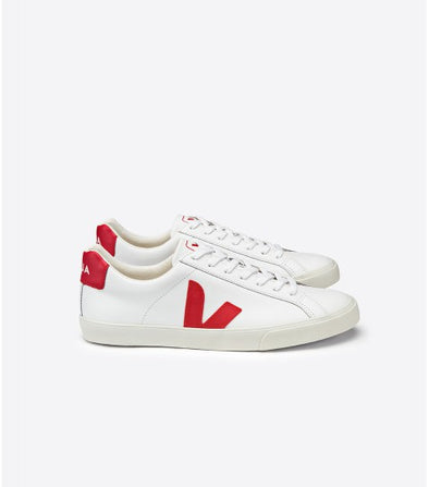 VEJA Esplar • Leather Extra White Pekin