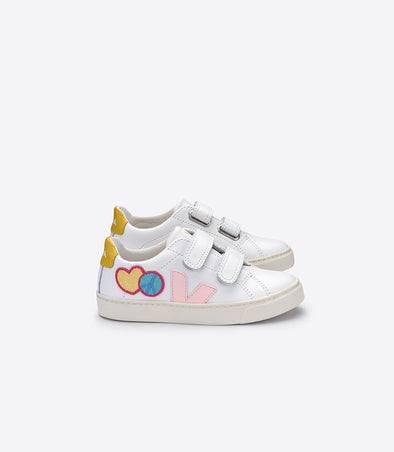 VEJA Kid / Junior Esplar •  Small Velcro Girl Power