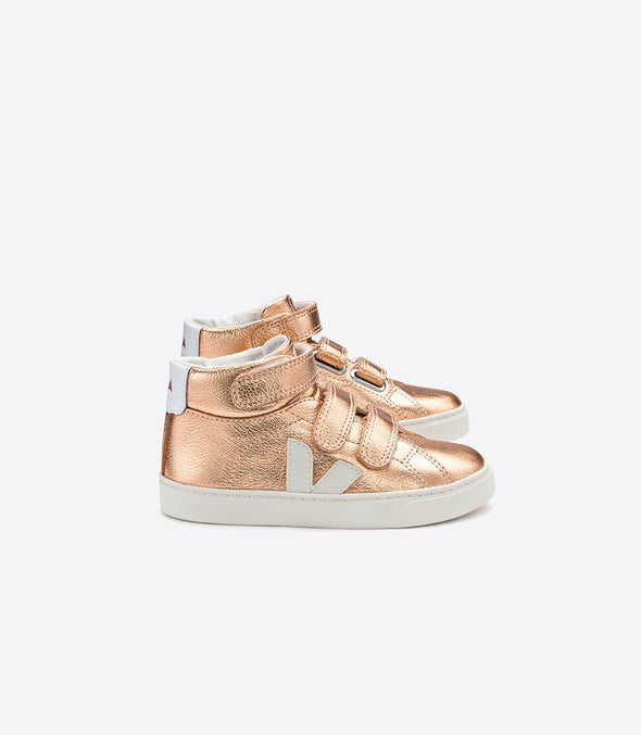 VEJA Junior Mid Esplar • Small Leather Venus Pierre