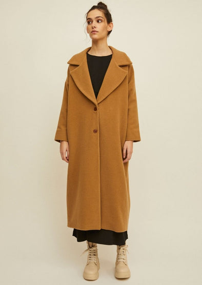 RITA ROW • Poni Garment Coat Camel