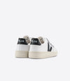VEJA V-Lock • Leather Extra White Black