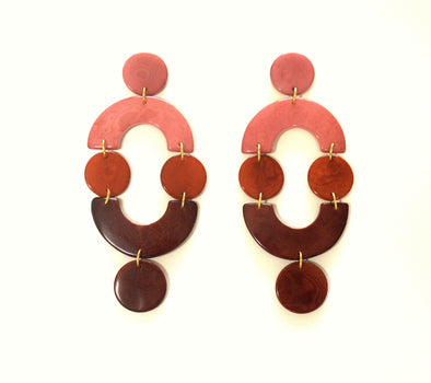 SHICATO earrings • Dejan