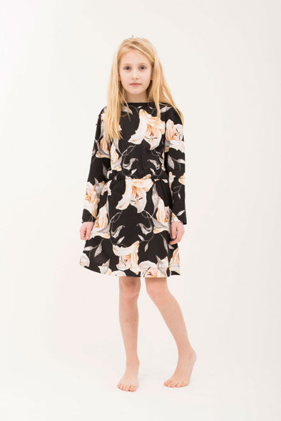 POP UP SHOP Karen Dress • Lilium Flower