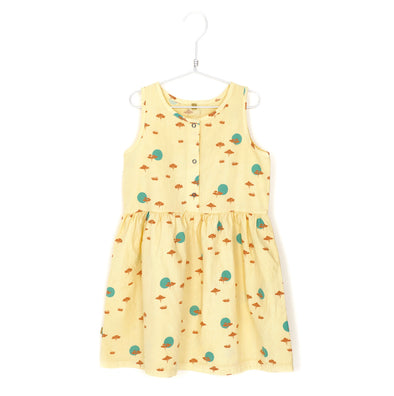 harvestclub-harvest-club-leuven-lötiekids-twill-dress-savanah-soft-yellow