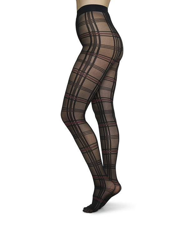 harvestclub-harvest-club-leuven-swedish-stockings-lotta-check-tights-black-wine-20-den