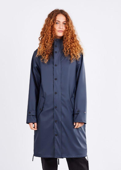 MAIUM Original Raincoat • Navy