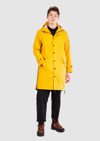 Harvestclub-Harvest-Club-Leuven-maium-raincoat-original-golden-yellow