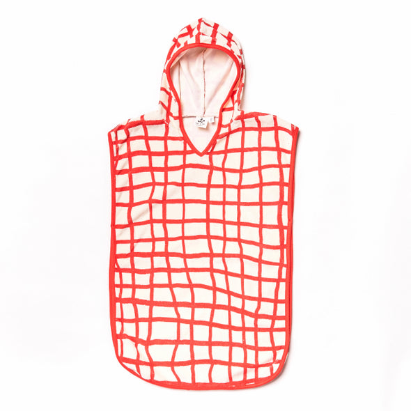 harvestclub-harvest-club-leuven-noe-zoe-kids-beach-poncho-red-tennis