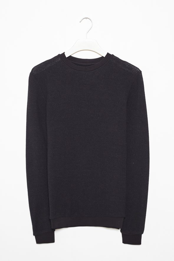 FRISUR Thomas Jumper • grid black