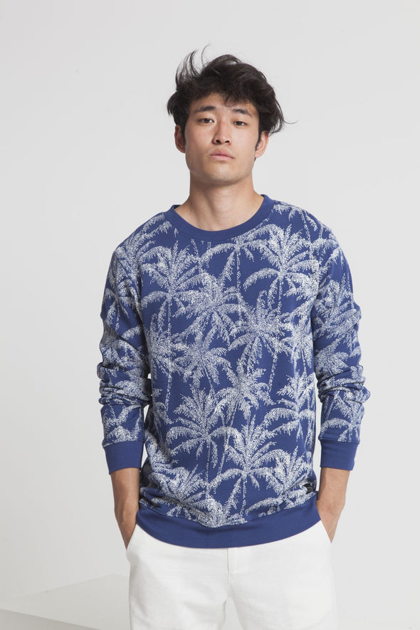 harvestclub-harvest-club-thinking-mu-palmeras-sweater-men-blue-marino