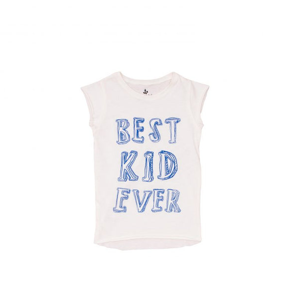 NOE & ZOE Kids Tee • Best Kid Ever