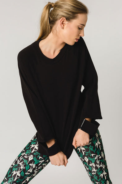 PURE BY LUCE Sweater • Nina Black