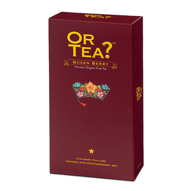 OR TEA Queen Berry •  Refill