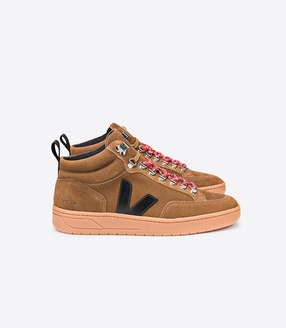 VEJA Roraima Bastille • Suede Brown Black Natural Sole
