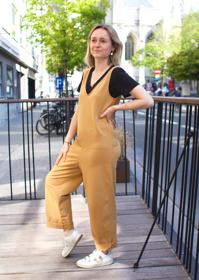 harvestclub-harvest-club-leuven-rita-row-gani-jumpsuit-brown