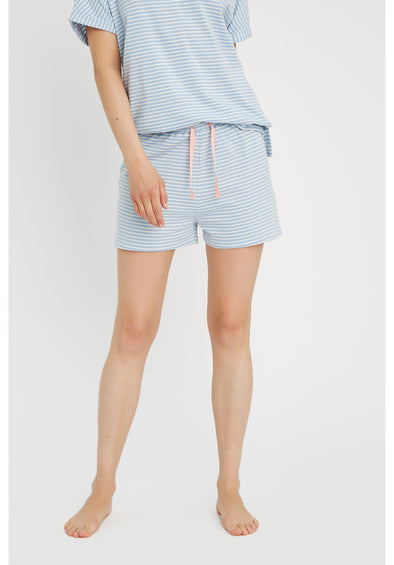 harvestclub-harvest-club-leuven-pople-tree-stripe-pyjama-short-blue-cream