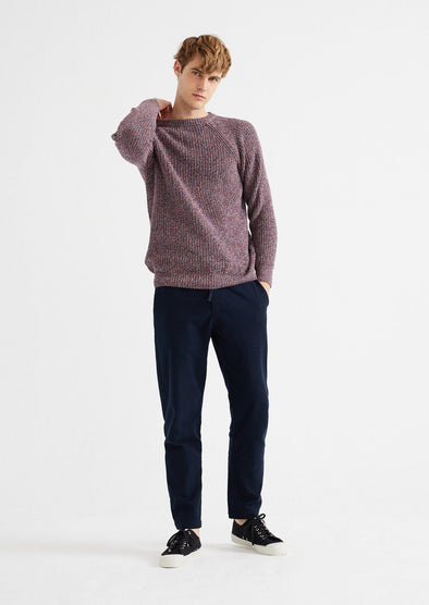 harvestclub-harvest-club-leuven-thinking-mu-trash-knitted-sweater-blue