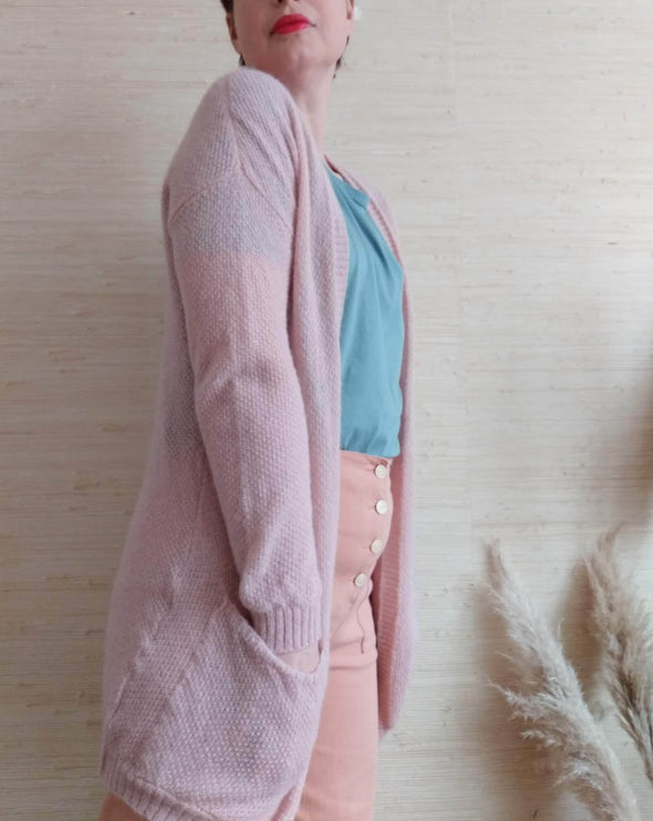 TRICOT POP Jules • Light Pink