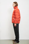 EMBASSY OF BRICKS AND LOGS Union Down Jacket • Dark Rust