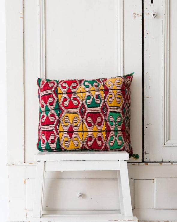 The Souks • Vintage Berber Pillow Medium