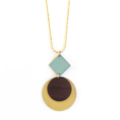 ALL THINGS WE LIKE Necklace • Memphis Formica